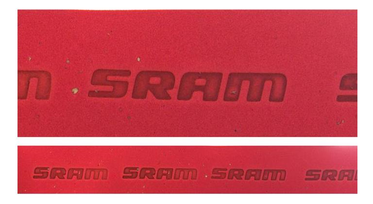 STUURLINT SRAM SUPERCORK ROOD