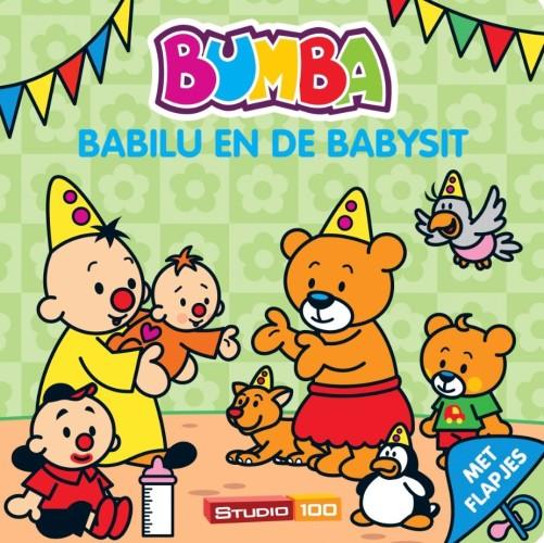 Boek Bumba Babilu en de Babysit