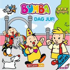 Boek Bumba Flapjes Dag Juf