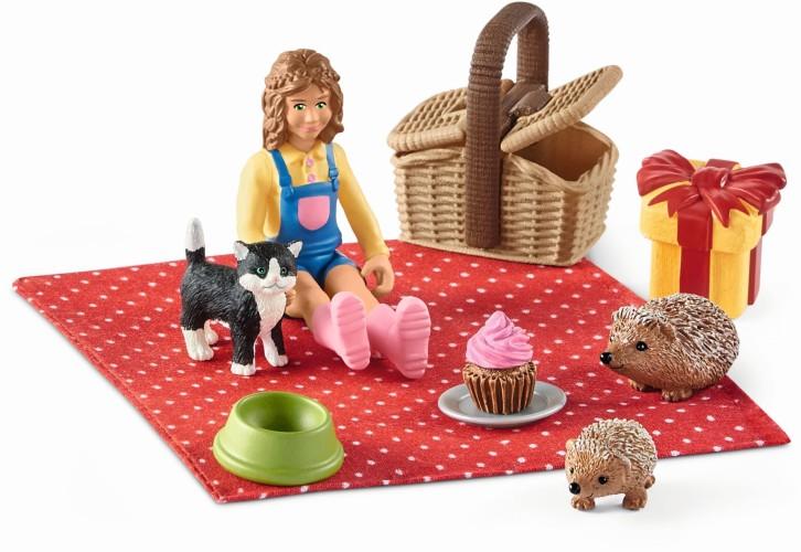 Verjaardag picnic Schleich (42426)
