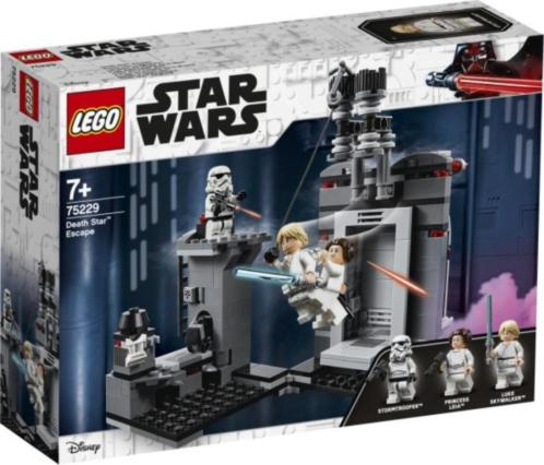 Death Star Escape Lego (75229)