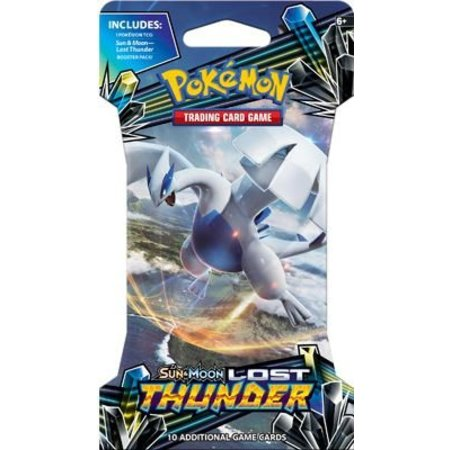 Pokemon booster SM8 Sun & Moon Lost Thunder
