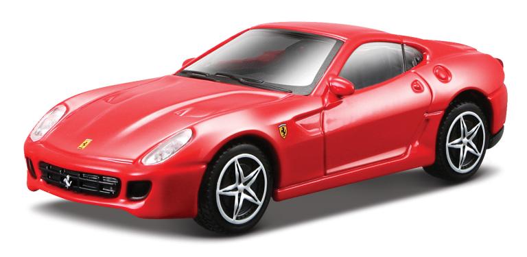 FERRARI 599 GTB FIORANO HGTE RACE & PLAY (1:43)
