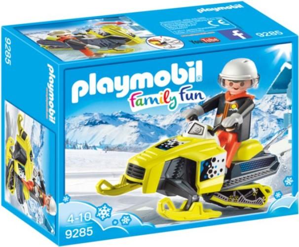 Sneeuwscooter Playmobil (9285)