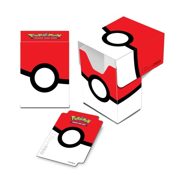 Pokemon deckbox Pokeball (E85121)