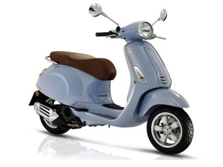 Vespa scooter 45km Primavera 4t-4v Licht Blauw 279/ a