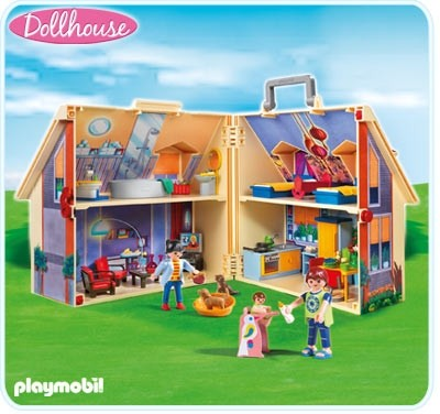 Playmobil Mijn Meeneem Poppenhuis Playmobil 5167