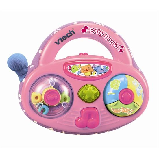 Baby Radio Roze Vtech