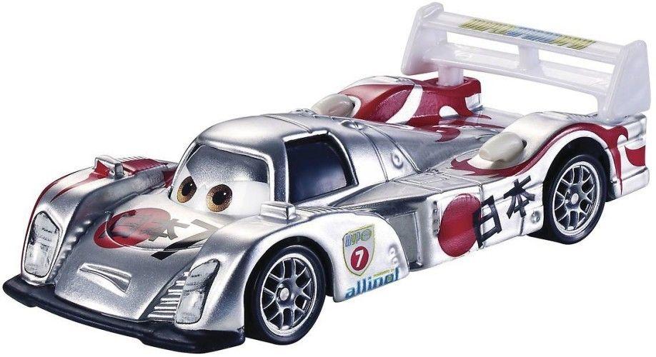 Silver Todoroki Cars 2