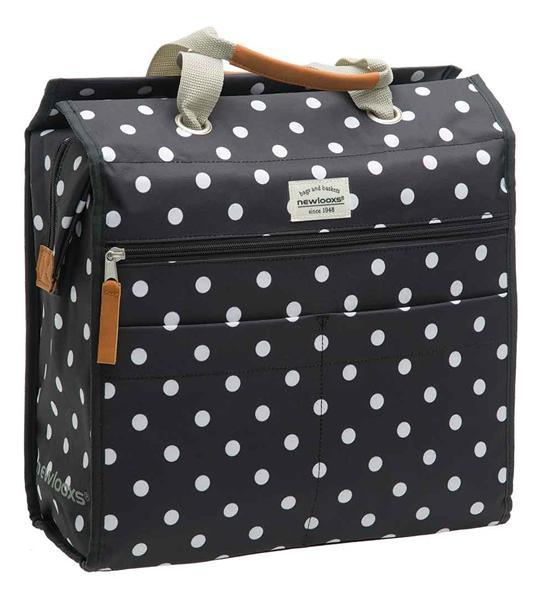 TAS NEW LOOXS LILLY POLKA BLACK