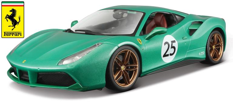 FERRARI 488 GTB 25 70 jaar Ferrari (Limited Edition) (1:18)