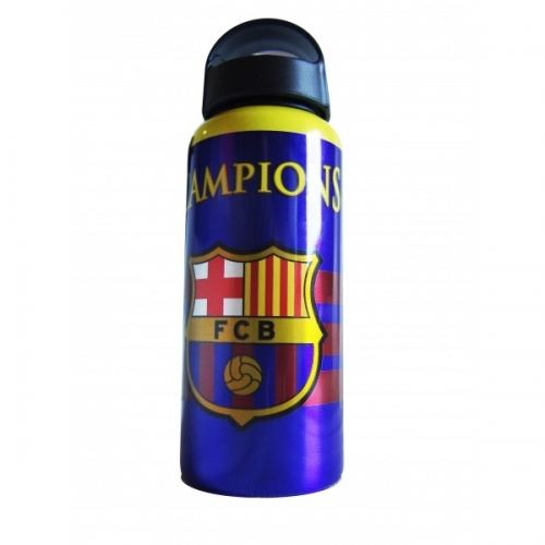 Bidon Barcelona Campion Champions