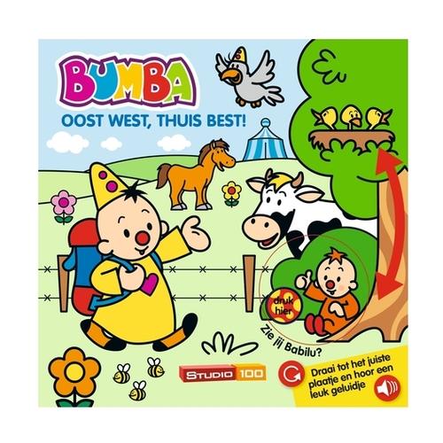 Boek Bumba interactief Oost West (BOEK340724)