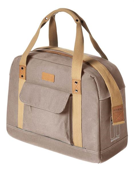 TAS BAS PORTLAND WOMAN BUSINESSBAG TAUPE 19L