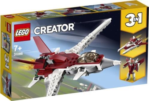 Lego Futuristisch vliegtuig Lego (31086)