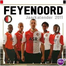 Kalender Feyenoord 2011