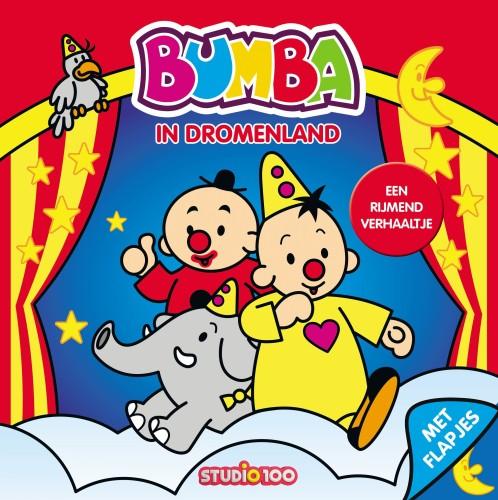 Boek Bumba met flapjes In Dromenland (BOEK340678)