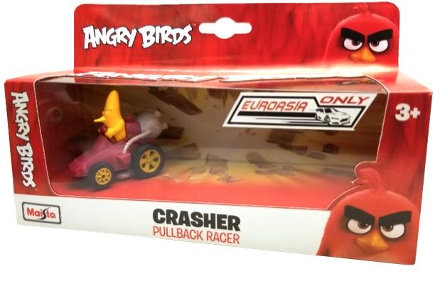 ANGRY BIRDS CRASHERS (3 PACK) (1:64) MAISTO