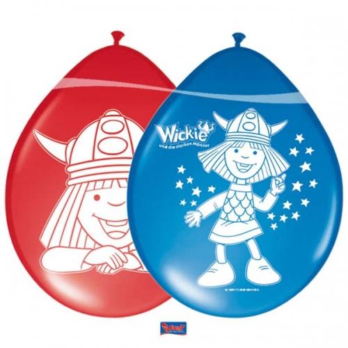 Ballonnen Wickie de Viking Feest 8