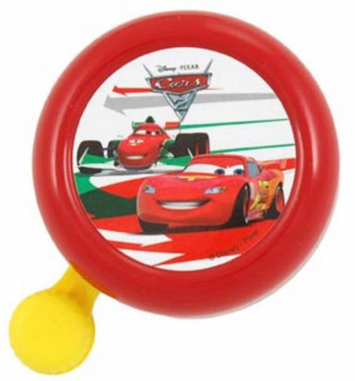 BEL KIND CARS 2 GELAKT ROOD