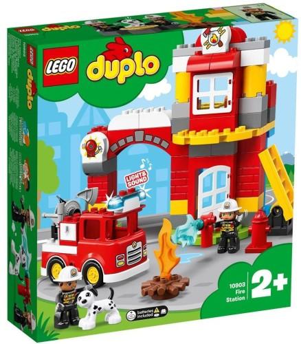 Brandweerkazerne Lego Duplo (10903)