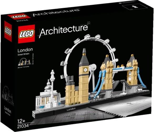 London Lego (21034)