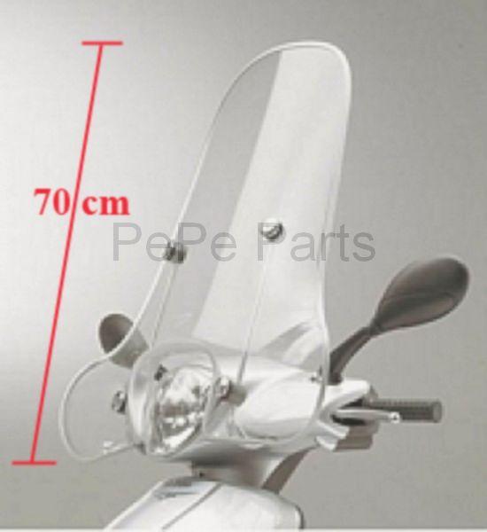 Windscherm + bev. set fly/fly rst piag orig 622846
