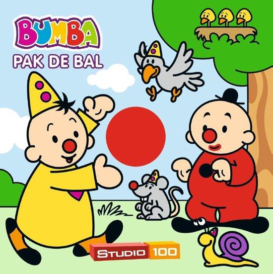 Boek Bumba Pak de Bal (BOEK340671)