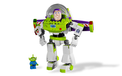 Lego 7592 Buzz Lightyear Toy Story 3