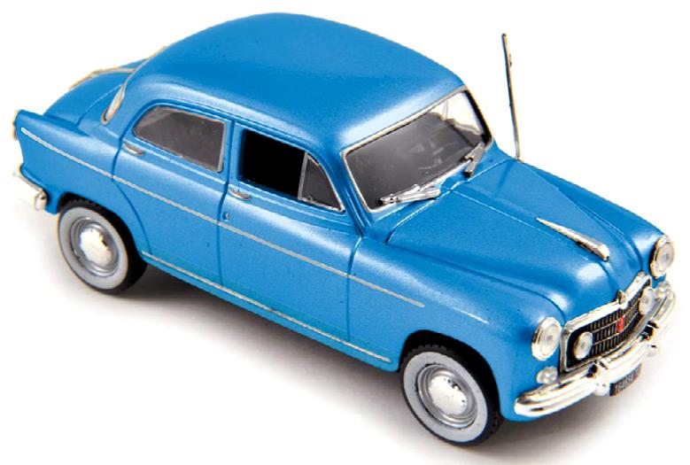 FIAT 1900 A 1954 BLAUW NOREV (1:43)