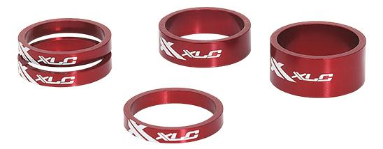BALHD XLC SPACERSET AHEAD 11/8INCH ROOD SET A 5