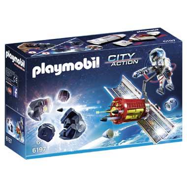 Meteoroide verbrijzelaar Playmobil (6197)