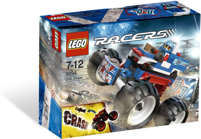 Racer Star Striker Lego 9094