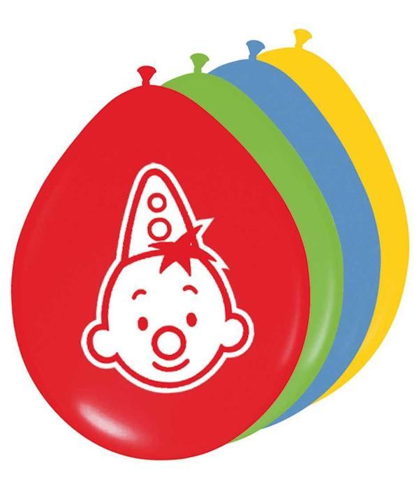 Bumba Ballonnen : 8 stuks (BALL340100)