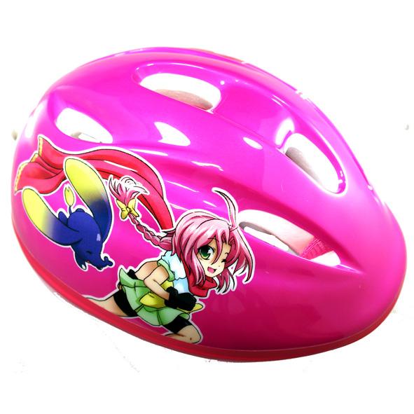 Pex helm Mila roze 52/56 cm