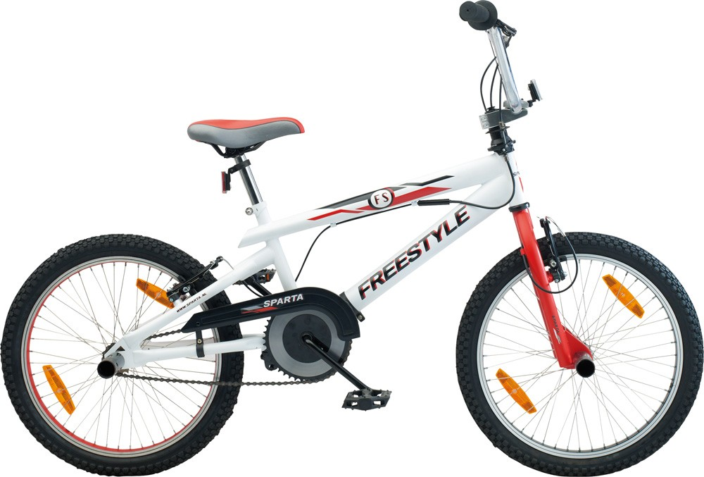 20INCH SPARTA FREESTYLE JS WHITE