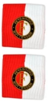 Polsband Feyenoord Classic Logo