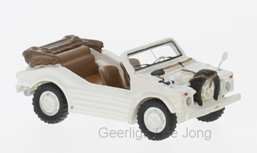 Porsche 597 CABRIOLET 1953 (JAGDWAGEN) BOS(1:78)