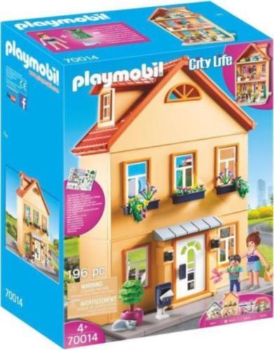 Mijn huis Playmobil (70014)