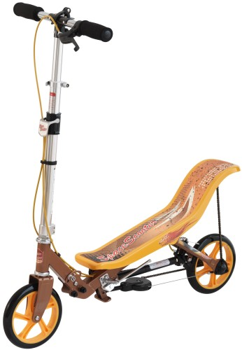 Space Scooter (ESS2OrCo) oranje/brons