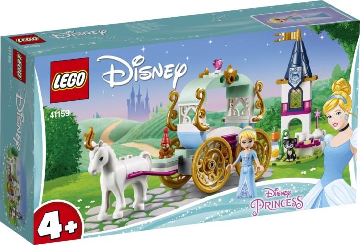 Assepoesters koetstocht Lego (41159)
