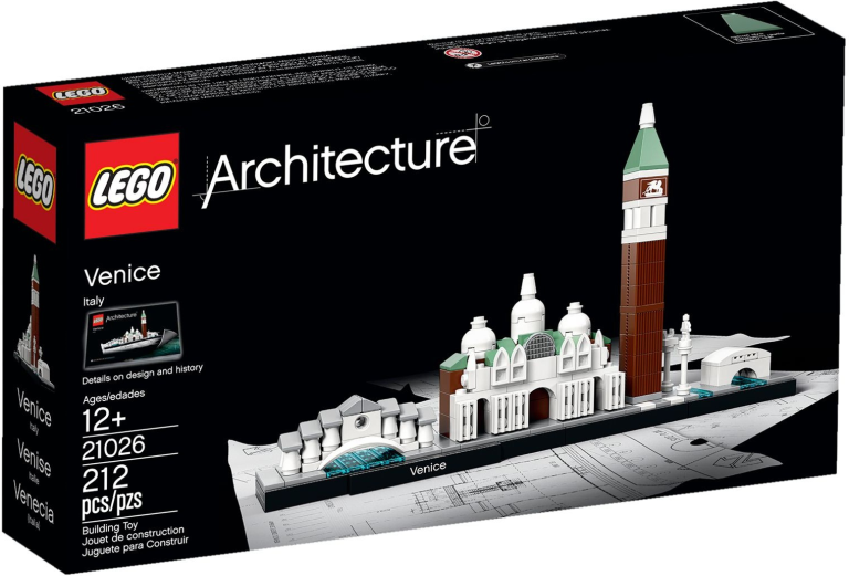 Venetie Lego (21026)