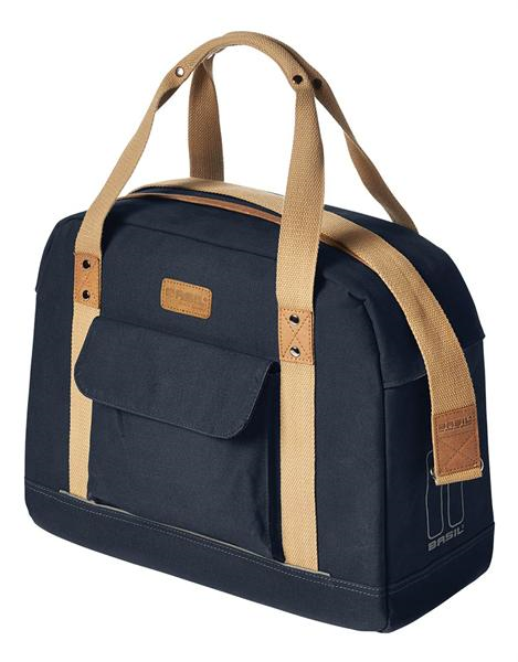 TAS BAS PORTLAND WOMAN BUSINESSBAG BLAUW 19L