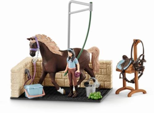Horse Club Emily en Luna Schleich (42438)