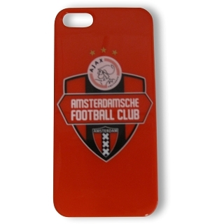 Ajax Iphone 5 Cover Ajax Rood/Zwart