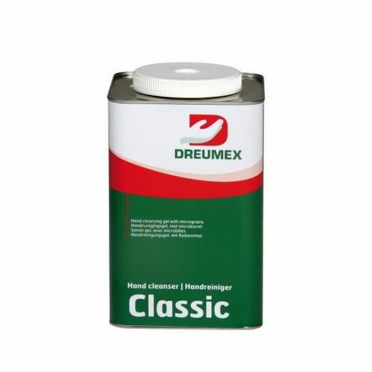 ZEEP DREUMEX CLASSIC ROOD 4,5L