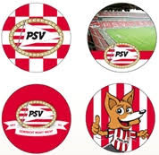 Buttonset 4 Stuks PSV