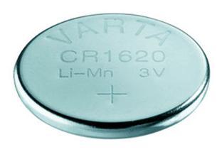 Varta batt CR1620 lith 3V krt (1)