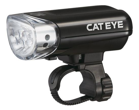 KOPLAMP CAT AU230 5 LED BATT STUUR