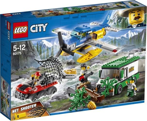 Bergrivieroverval Lego (60175)